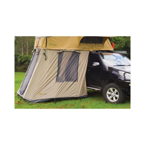 sc 1 st  MotoAdda & TJM ROOF TOP TENT ANNEX WITH FLOOR | MotoAdda