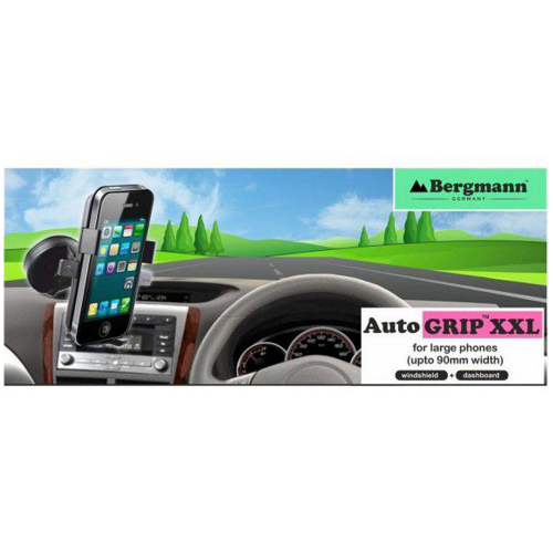 Bergmann AutoGRIP XXL Automatic Mobile Holder