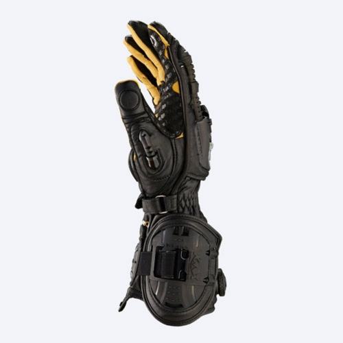 KNOX Hand Armour Handroid Motorbike Gloves - Racing