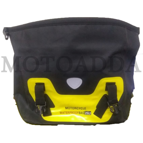 Motorcycle Waterproof Saddle Bag 25 Lt