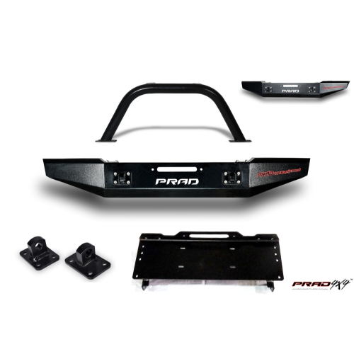 Mahindra Thar Winch Compatible Front Bumper - TFW01
