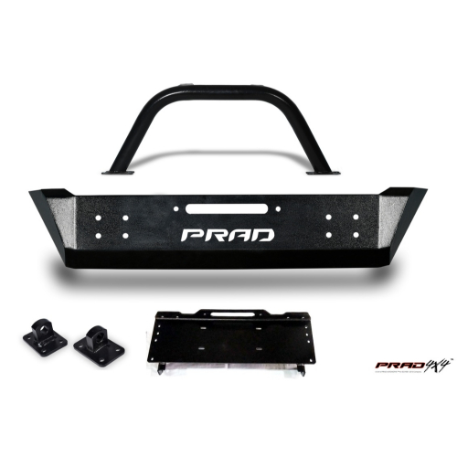 Mahindra Thar Winch Compatible Stubby Bumper - TFW02
