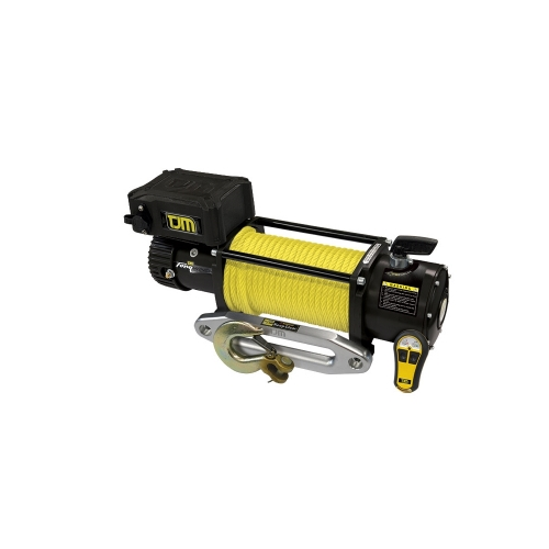 TJM 12000Lb Winch  Synthetic Rope