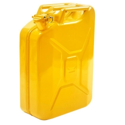 Buy JERRY CAN STEEL 20L YELLOW Online