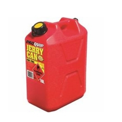 Buy JERRY CAN PLSTIC - 10 LTR - GASOLINE Online