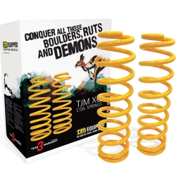 Buy TJM COIL SPRING - FRONT  (PR) HEAVY DUTY RAISED - Fortuner Online