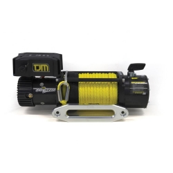 Buy TJM ELECTRIC WINCH 9000 LBS - SYNTHERIC ROPE Online