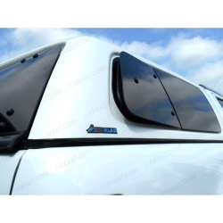 Buy Aeroklas ABS Canopy for D/C Pop Out Window for Isuzu Online