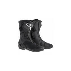 Buy Alpinestars S-Mx 6 Boots: Black Vented Online