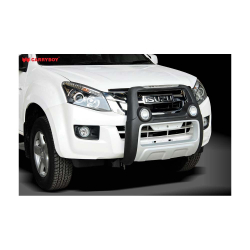Buy Carryboy CB-730 Front Nudge Guard with Fog Lamp Wiring Online