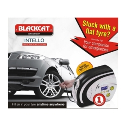 Buy Intello Tyre Inflator With Digital Display & Auto Cut-Off Online