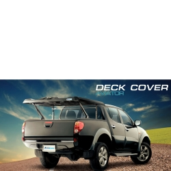 Buy Aeroklas Deck Cover Aviator - Electronic Lifted Up for D/C for Isuzu Online