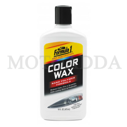 Buy Formula 1 Color Wax White (For White Cars) 473ml Online