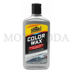 Buy Formula 1  Color Wax Silver (For Silver Cars) 473ml Online
