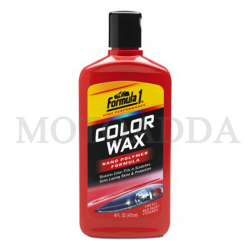 Buy Formula 1  Color Wax Red  (For Red Cars) 473ml Online