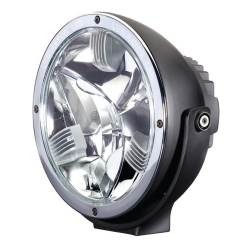 Buy Hella Rallye 4000 LED Driving Lamp With Chrome Ring - Single Pc Online