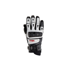 Buy KNOX Hand Armour Orsa Leather Motorbike Gloves Online