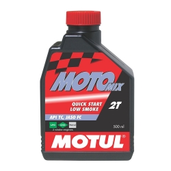 Buy Motul Motomix 2T 2-Stroke Superior Motorcycle Oil 500ml Online