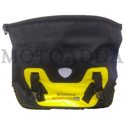 Buy Motorcycle Waterproof Saddle Bag 25 Lt Online