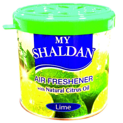 Buy My Shaldan Lime Air Freshener 80g Online