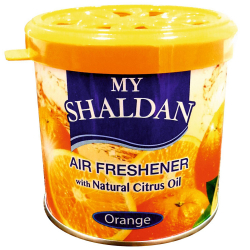 Buy My Shaldan Orange Air Freshener 80g Online