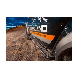 Buy Overland Atlas Series Side Step Board - Isuzu Online