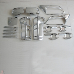 Buy ISUZU Vcross Chrome Exterior Trims Online