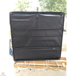 Soft Rollup Tonneau Cover for Vcross