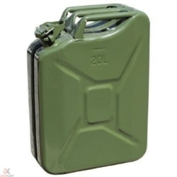 Buy 20L Iron Jerry can with inside powder coating Online
