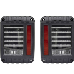 Buy Wrangler Type LED Lights - Pair Online