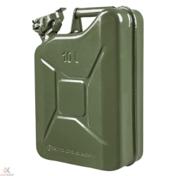 Buy Fuelmate 10L Green Metal Jerry Can Online