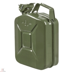 Buy Fuelmate 5L Green Metal Jerry Can Online