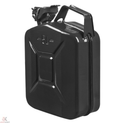 Buy Fuelmate 5L Black Metal Jerry Can Online