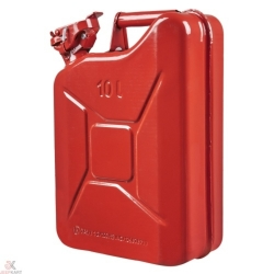 Buy Fuelmate 10L Red Metal Jerry Can Online