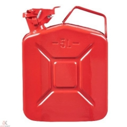 Buy Fuelmate 5L Red Metal Jerry Can Online