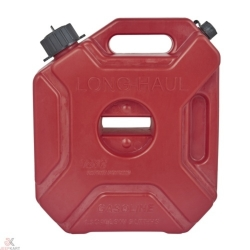 5L Plastic Jerry cans for Jeeps/SUV/ATV