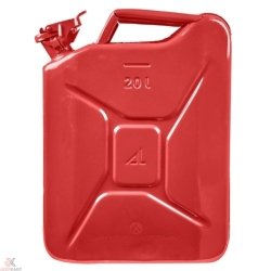 Buy Fuelmate Red 20L Metal Jerry can Online