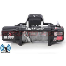 Buy Smittybilt 10000lbs X20 Steel Rope Winch With Wireless Remote Online