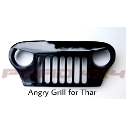 Buy Angry Grill For Mahindra Thar - AG01 Online
