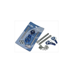 Buy Sparco Bonnet Pins - Front - Ford Online