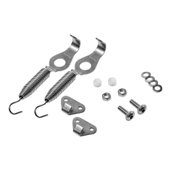 Buy Sparco Bonnet Pins - Rear - Ford Online