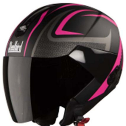 Buy SB-33 EVE SUBLIME GLOSSY BLACK WITH PINK Online