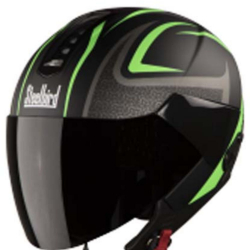 Buy SB-33 EVE SUBLIME GLOSSY BLACK WITH GREEN Online