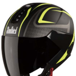 Buy SB-33 EVE SUBLIME GLOSSY BLACK WITH YELLOW Online