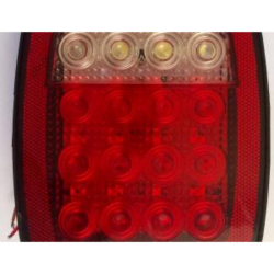 Buy Led tail lamp Set of 2. P/N-LED TL_02 Online