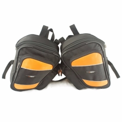 Buy Viaterra Velox  Saddle Bags For Ktm Duke Online