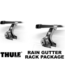 Buy THULE ROOF RACKS FOR RAINGUTTER ROOF - Mitsubishi Online