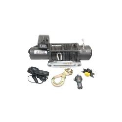 Buy TJM Electric Winch 9000 Lbs  Syntheric Rope Online