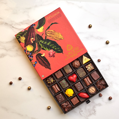 Buy 25 Piece Chocolate Box Online