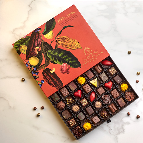 Buy 42 Piece Chocolate Box Online